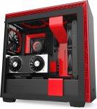 Корпус NZXT H710i Matte Black/Red (CA-H710i-BR) - зображення 19