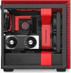 Корпус NZXT H710i Matte Black/Red (CA-H710i-BR) - зображення 20