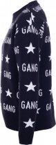 Джемпер Flash Gang 19BG117-7-1850 134 см Чорний (2200000247698) - зображення 2