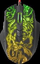 Мышь Defender Titan GM-650L RGB USB Black (52650) - изображение 1