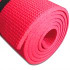Коврик для фитнеса и йоги BeatsFit Home Красный 8мм (BFK-033) - изображение 2
