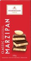 Шоколад Niederegger Марципан 50% в черном шоколаде 110 г (4000161060116) - изображение 1