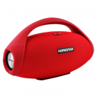 Портативная колонка HOPESTAR H31 BIG, Bluetooth, c функцией speakerphone, радио, Красный - изображение 5