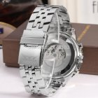 Мужские часы Jaragar Roix White (JAG034M4S1) - изображение 2
