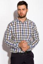 Рубашка 511F035 (Песочно-синий) XXXL - изображение 1