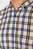 Рубашка 511F035 (Песочно-синий) XXXL - изображение 5