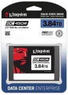 """Kingston DC450R 3.84TB 2.5"""" SATAIII 3D TLC (SEDC450R/3840G) - зображення 4"""