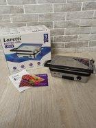 Електричний гриль Laretti LR-EC8525 з антипригарним покриттям потужність 1800 Вт з регулюванням температурою - зображення 2