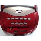 Бумбокс-колонка MP3 USB радио Golon RX 186 (DM00119) - изображение 3