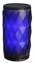Портативна акустика Zound BT 412 Lumina Kristal Duos Black - зображення 4