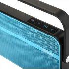 Колонка Портативная акустическая Baseus Vocal Series bluetooth Sky Bass+ blue (VN00325) - изображение 5