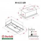 Вытяжка PERFELLI BI 6122 I LED - изображение 6