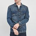 Чоловічі джинсові куртки