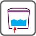 Подвод воды снизу