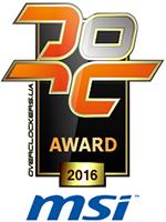 Overclockers Awards 2016: Найкращий виробник відеокарт